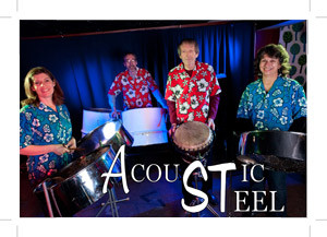 Acoustic Steel Steelband
