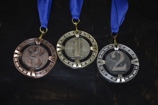 LINK Limbo Contest Medals