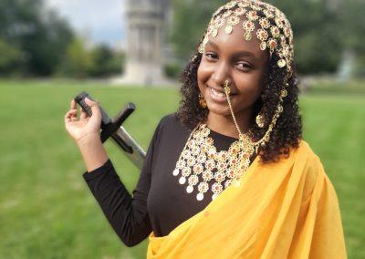 Amna Mudawi