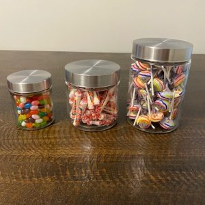 Guess How Much Candy Game